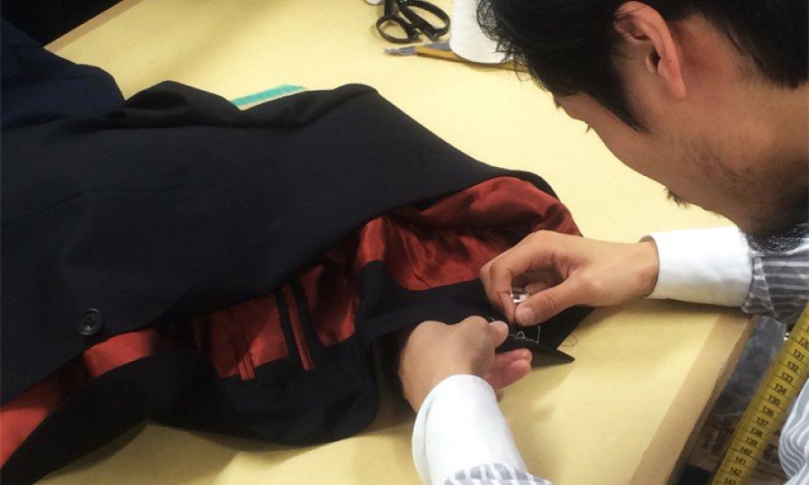 ハイクラス縫製!!