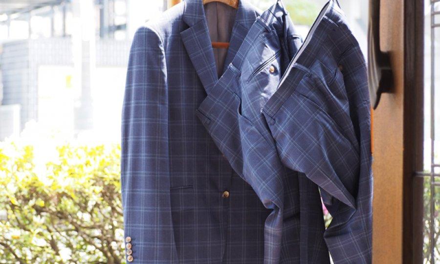 ケース別に見る2パンツスーツ