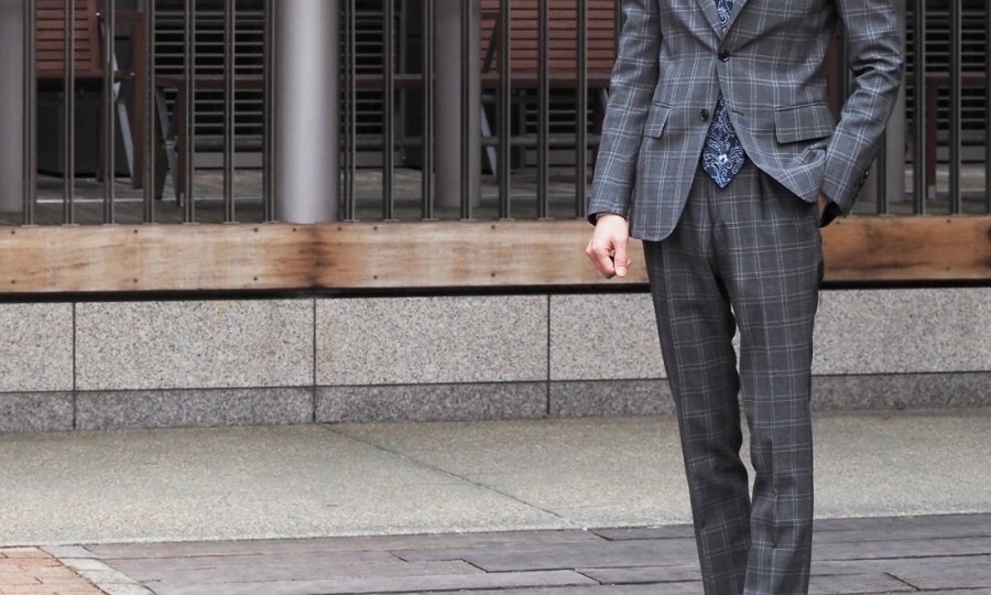 令和のビジネススーツは何が違う?