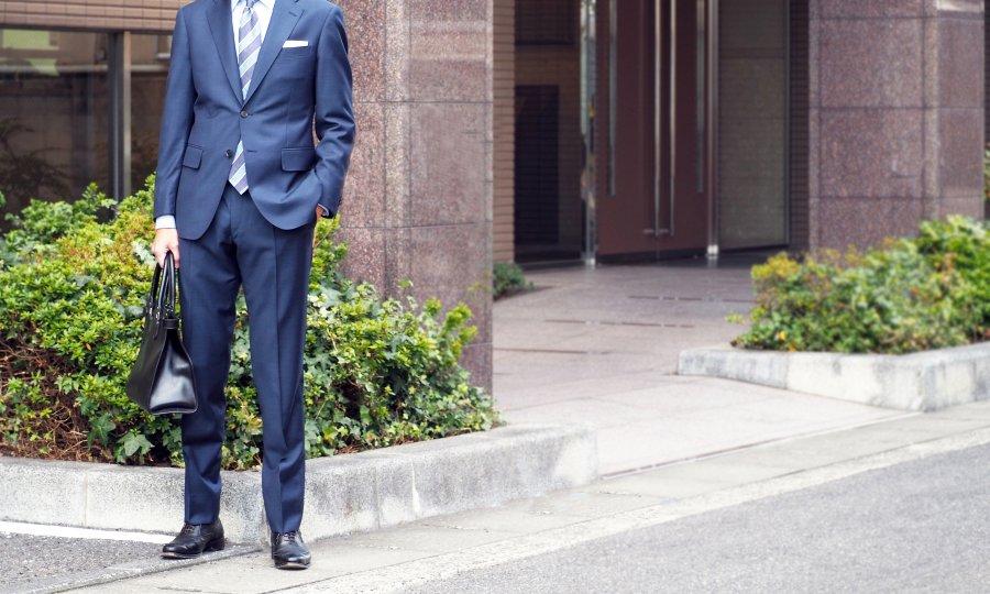ビジネスにこそオーダースーツのこだわりを!