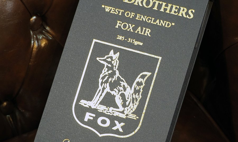 名門 FOX BROTHERS と出会う