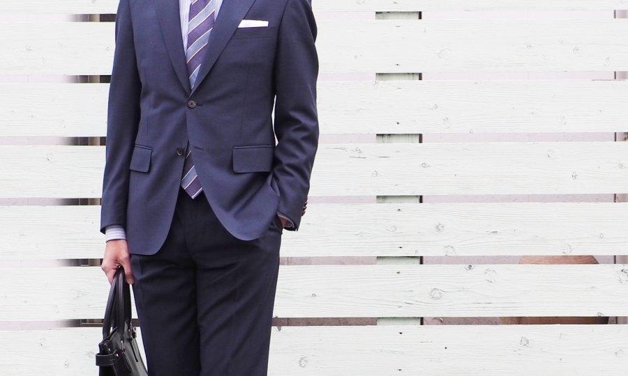 スーツ・ジャケットの丈の長さを考察