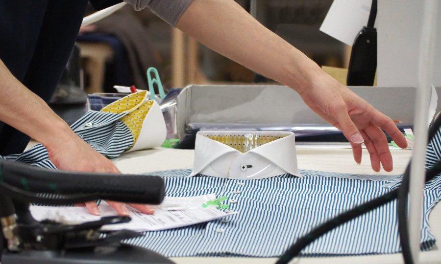 オーダースーツを買うと、なぜオーダーシャツも勧められるのか?