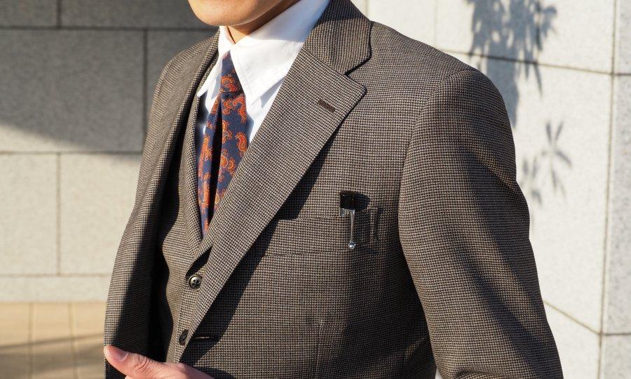 スーツの着こなし、気になる4つのマナーのこと