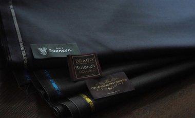 3着限定、(好評のうちに完売しました)DORMEUIL  DRAGO  CANONICO 人気生地をスペシャルプライスで