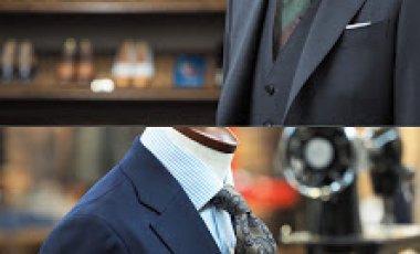 カラーでビジネスなスーツを考える。