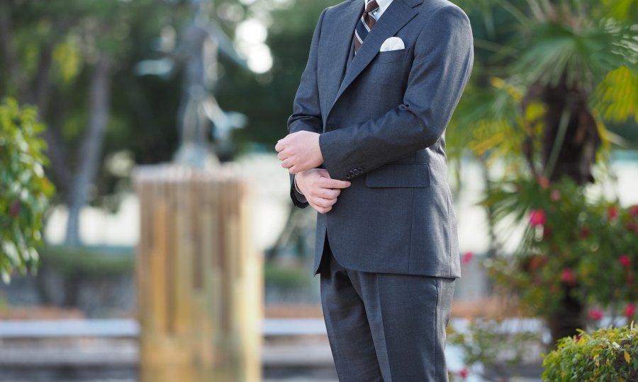 スーツが仕事に与える影響について。