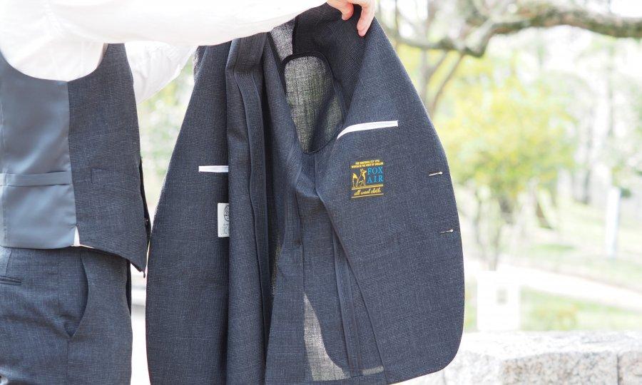 夏用スーツの重要性