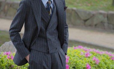 スーツを長持ちさせる方法。