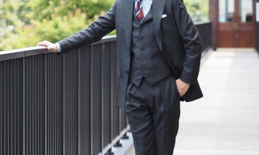 ビジネススーツは なぜウールがいいのか?