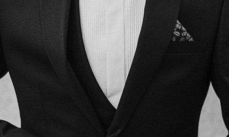 男のフォーマル⑤(ブラックスーツ編)