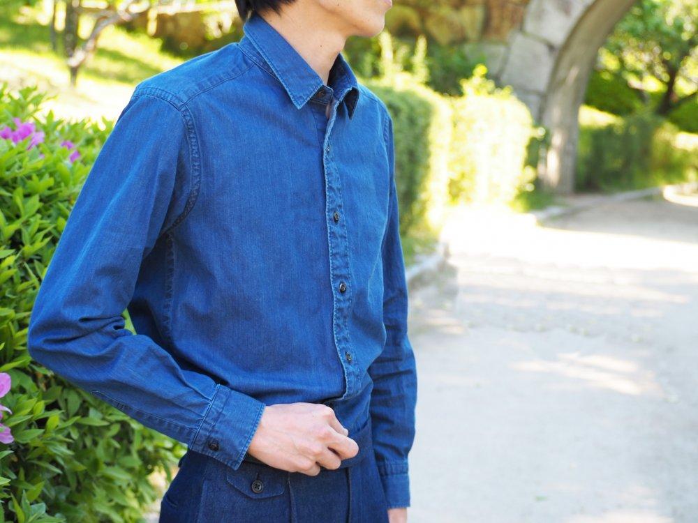 Okayama Denim Shirt