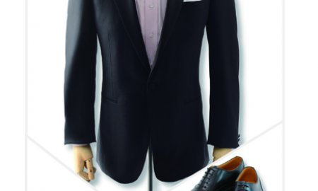 ビジネスブラックスーツの是非