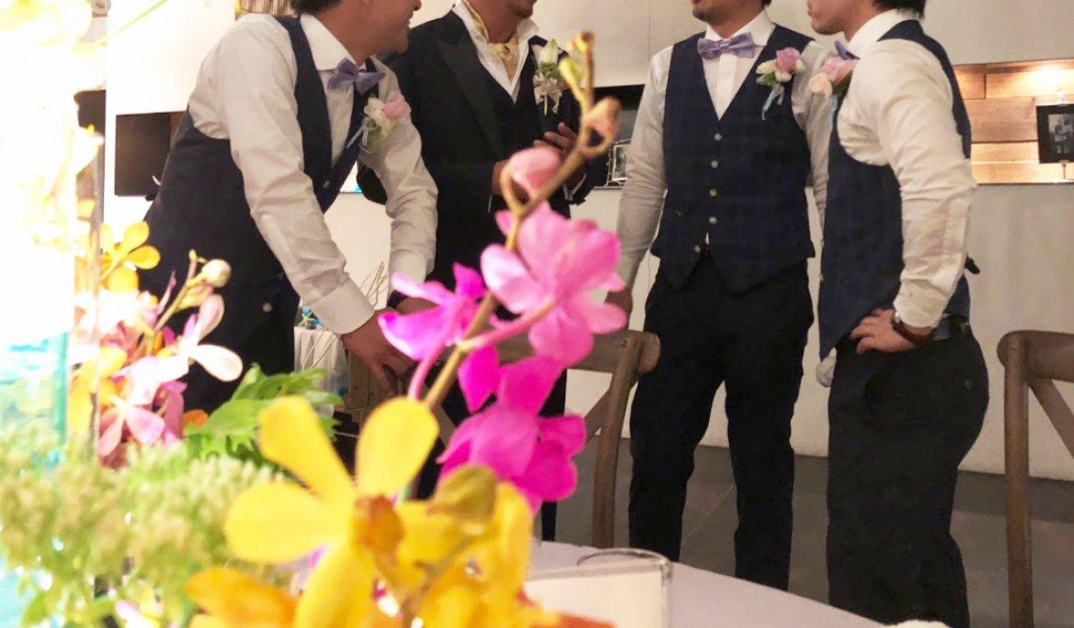 結婚式参列の知識について、詳しく知りたい方はコチラ