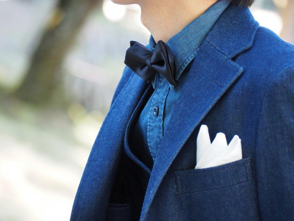 岡山デニムをお好みのスタイルで。