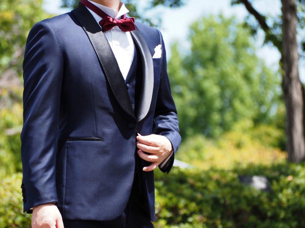 dinner jacket, tuxedo