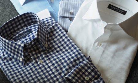 Yシャツの柄(ストライプ編②)