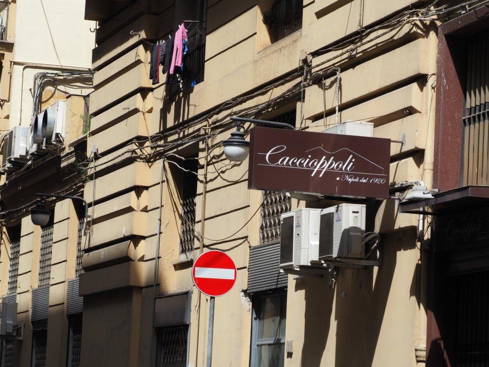 詳しいCaccioppoli (カチョッポリ)での様子はコチラ