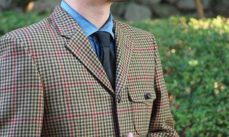 11月から着たいスーツとジャケット生地