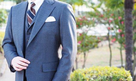 ビジネススーツにベストは必要か!?