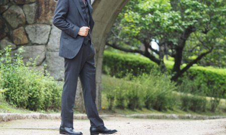 ビジネスで着る機会が少ない方のスーツ選びのポイント