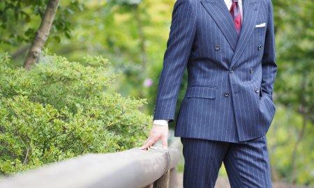 スーツの威厳と風格と貫録
