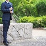 結婚式参列スーツ